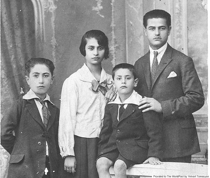 Its Impossible To Forget: Descendants Of Armenian Genocide Want Legacy Of Those Killed To Live On