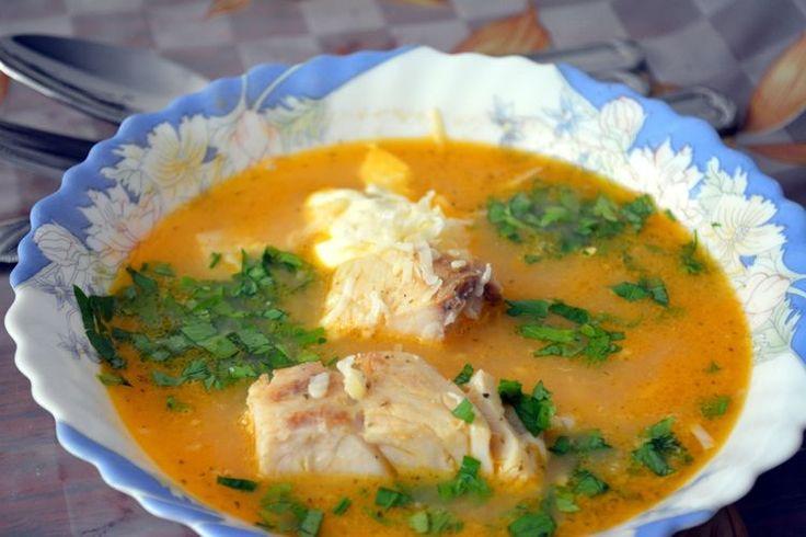 Рыбный суп юга Франции
