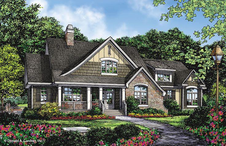 Kellswater House Plan 1575 Sq Ft 3bed 2bath 1story