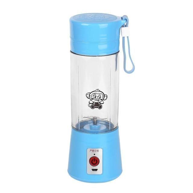 Portable USB Electric Juicer Bottle Blender