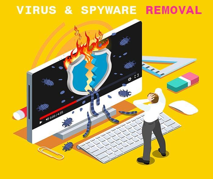 Image result for computer virus and risk