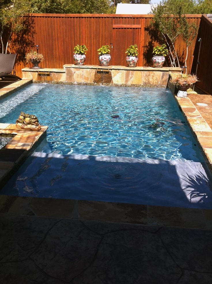 12 best images about swimming pools on pinterest pool for Raised pool designs