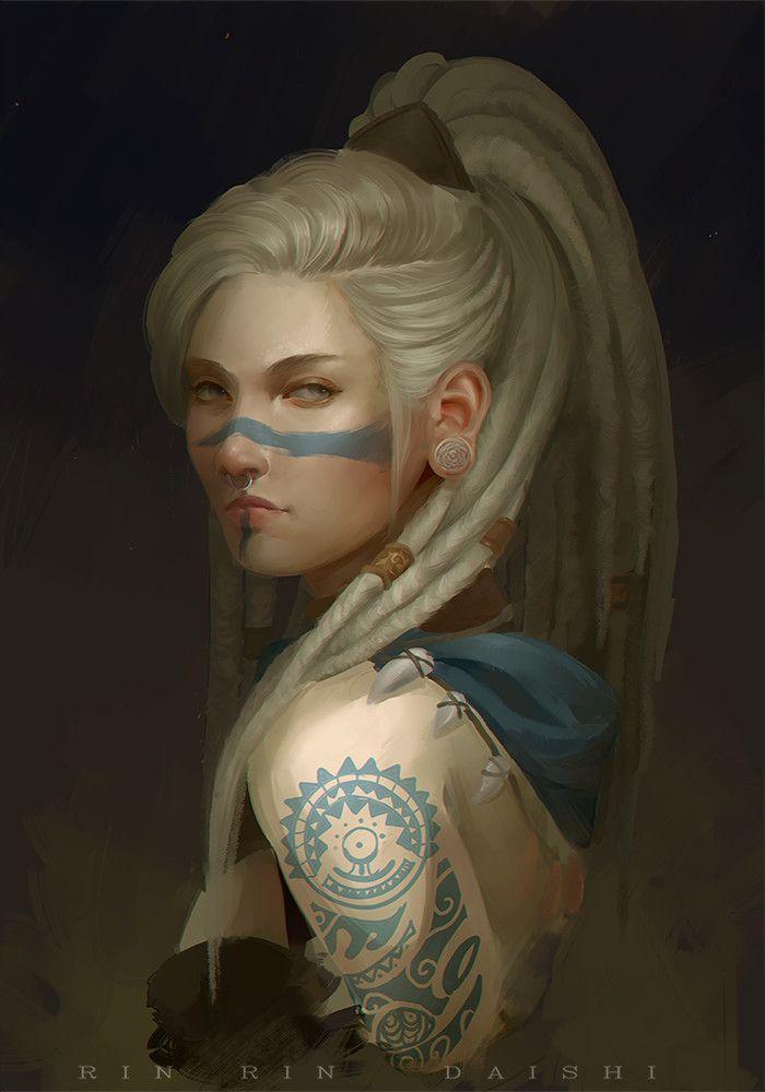 Viking femme