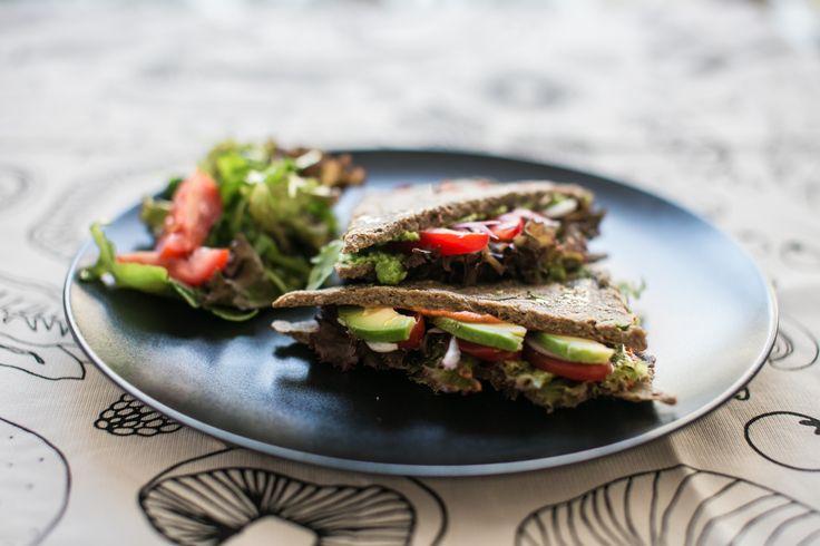 Raw Sandwiches - Vitalvibe