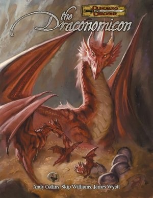 Draconomicon: The Book of Dragons (Dungeons and Dragons Series)