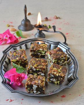 How to Make Anjeer and Dry fruit Barfi A healthy and delicious sugar free fig and dry fruit barfi- easy to make and have a long shelf life- Perfect recipe to try this Diwali
