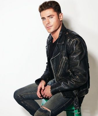 Look at Zac Efron.