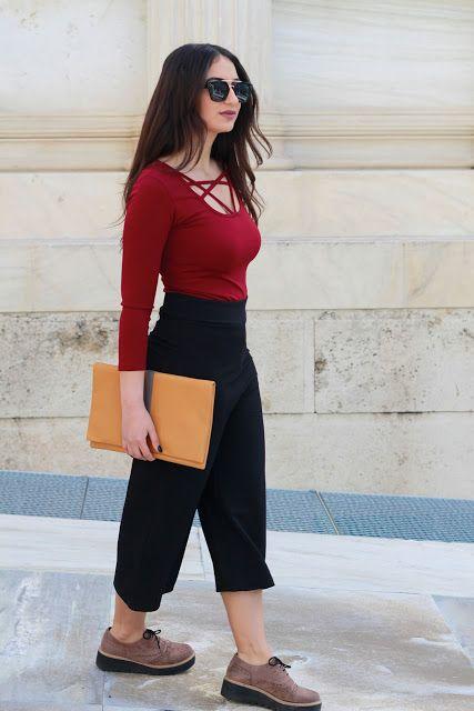 From Day to Night - Study About Fashion - by Alexandra Alexandridou