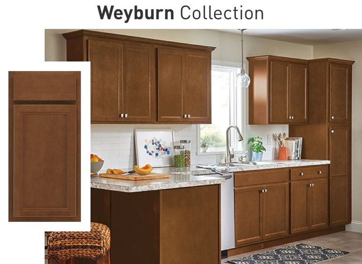 Weyburn Collection Kitchen Design, How Much Are Stock Kitchen Cabinets