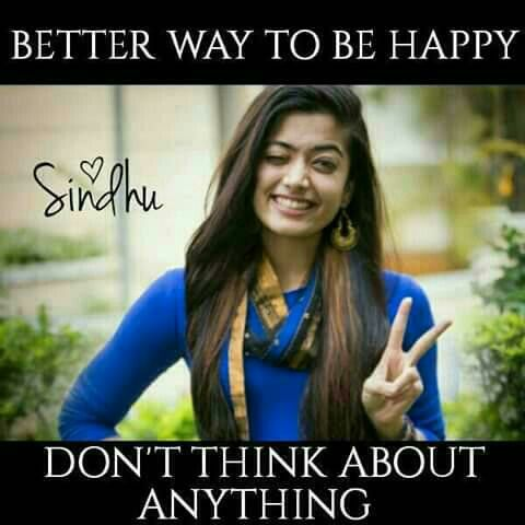 Crazy girl quotes by Sherly Thabitha on Tamil movie quotes