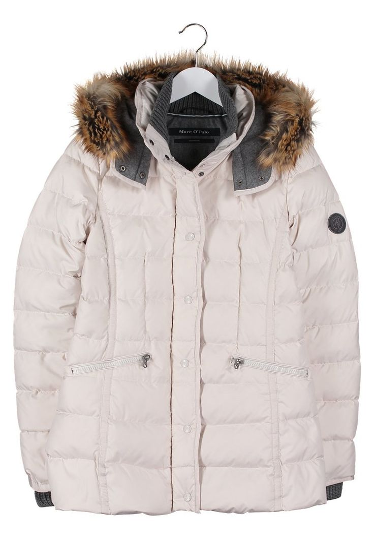 Marc O'Polo Down jacket white