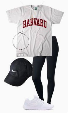 14 sporty outfits for teens to wear to school ASAP #HatsForWomenNike