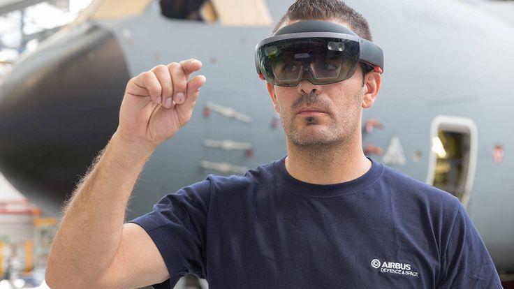 El ingeniero español que le ha ahorrado millones a Airbus con sus drones