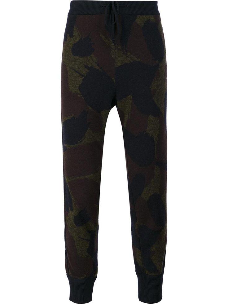Oamc pantalon camouflage