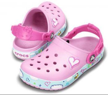 Crocs Kids Hello Kitty
