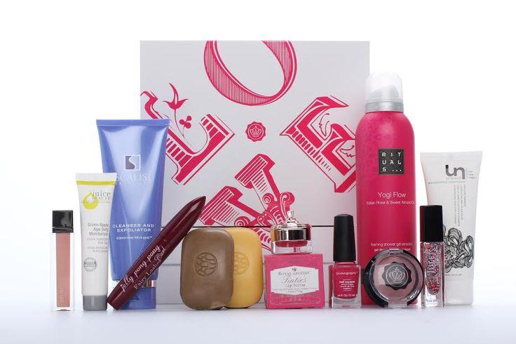 Beauty Box Canada: Febuary GlossyBox