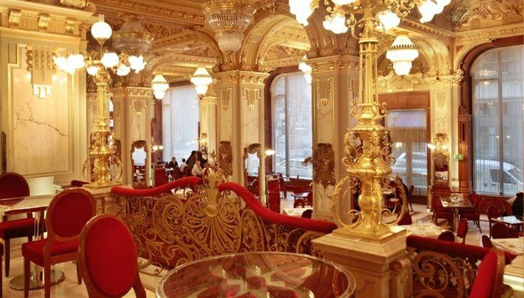 Le café New York à Budapest | Cafés et pâtisseries de Budapest