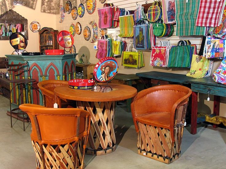 Authentic Mexican Equipale Pigskin Furniture For Your Patio Or Home Cantina.