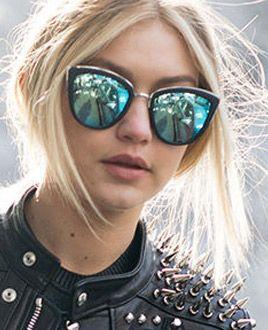 oculos de sol lente espelhada