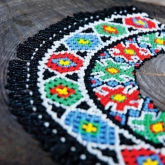 Łemkowska biżuteria : Weranda Country