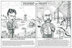 Prophet or Profit? Nikola Tesla's Vision vs J.P. Morgan's Greed; Dr. Anthony Hall, Veterans Today: