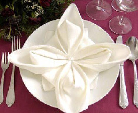 101 Napkin Folding