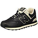 New Balance Herren Sneaker, Schwarz, 44 EU (9.5 UK)