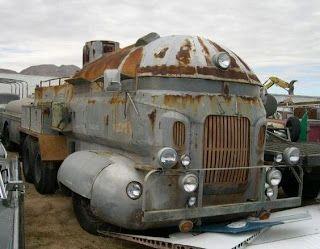 Tractari-Auto-Constanta.ro: Camioane deosebite-Rare special trucks