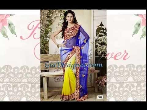 Buy Cheap Sarees online for Women, Designer & Bridal SareesGia Designer | Page 7