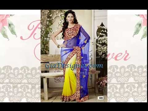 Buy Cheap Sarees online for Women, Designer & Bridal SareesGia Designer | Page 7