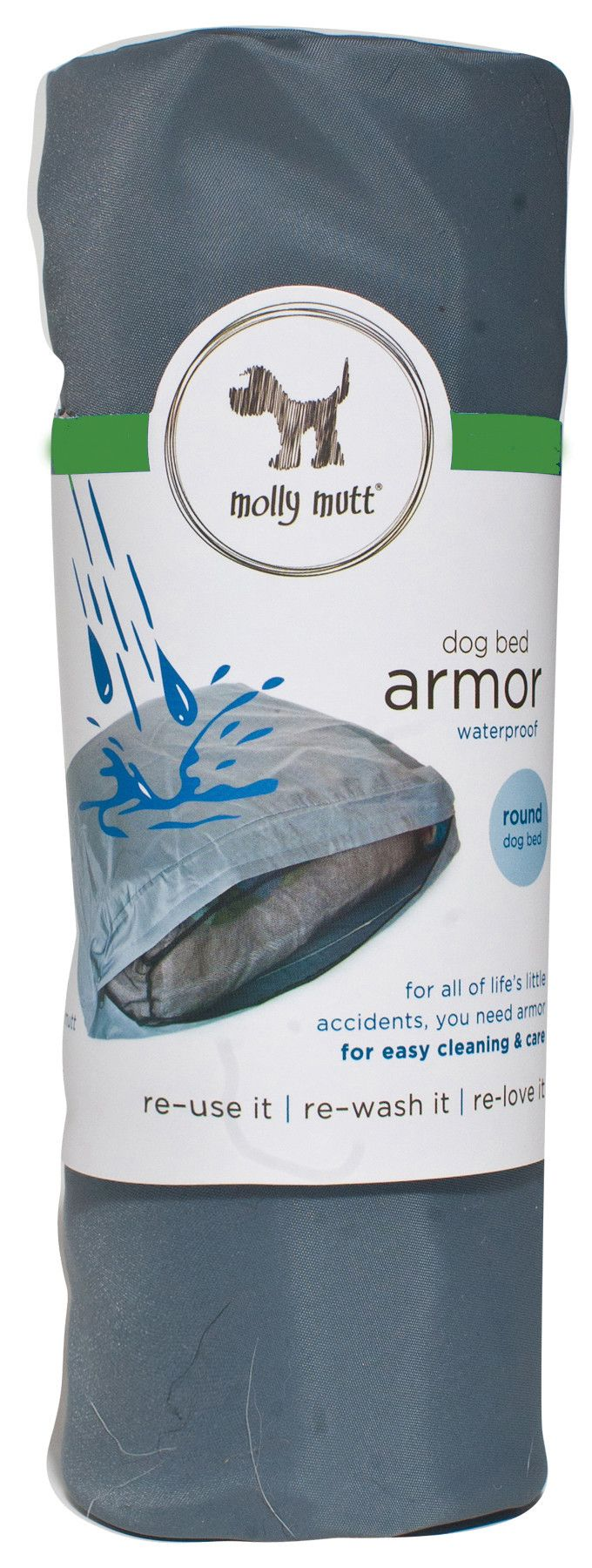 Midnight Train Armor Waterproof Dog Bed Liner