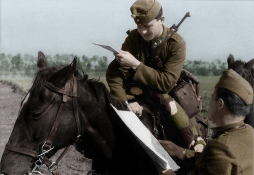 Hungarian Hussar sergant.