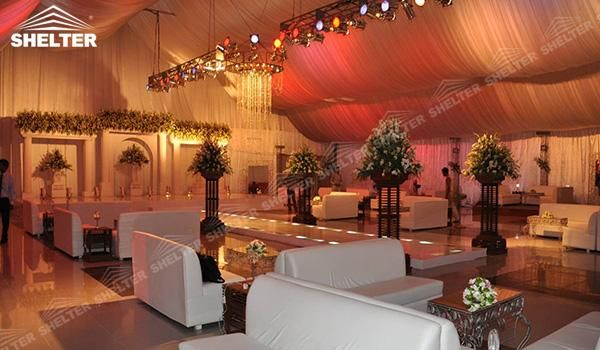 SHELTER Aluminum Party Marquee for Sale
