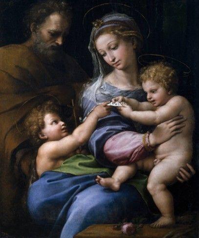 Rafael en el Museo del Prado