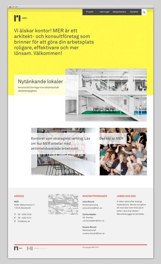 The Web Aesthetic / MER — Designspiration