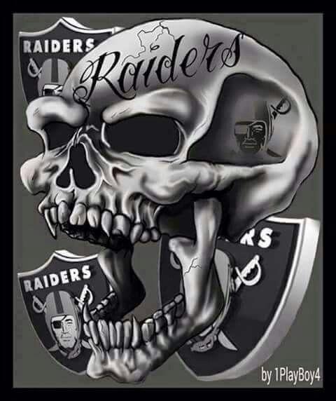 623 best raiders images on pinterest raider nation oakland oakland raiders football okland raiders oakland raiders images raiders girl football memes sports logos skull tattoos american football derek carr voltagebd Image collections