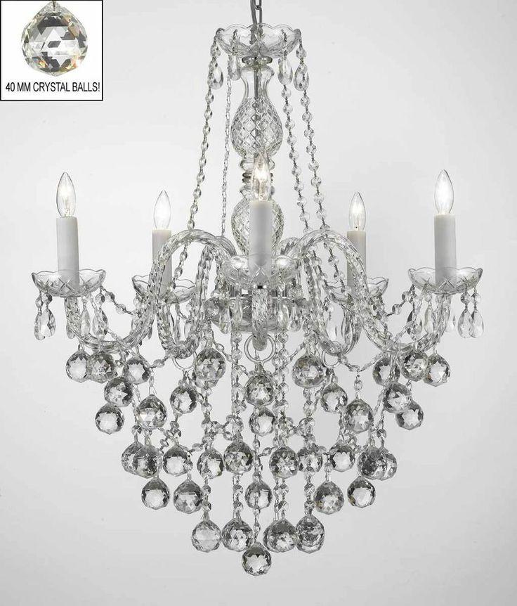 Crystal Chandelier Lighting Chandeliers W 40mm