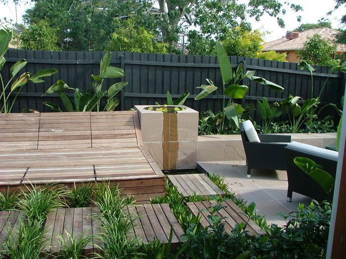 Garden Ideas Melbourne backyard decks and landscaping | ganeden landscaping | melbourne