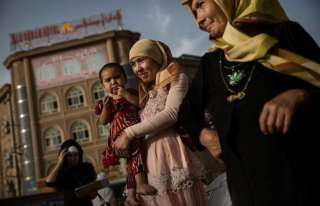 China: Xinjiang government to 'clear up' ethnic names - http://www.bbc.co.uk/news/world-asia-china-36738682