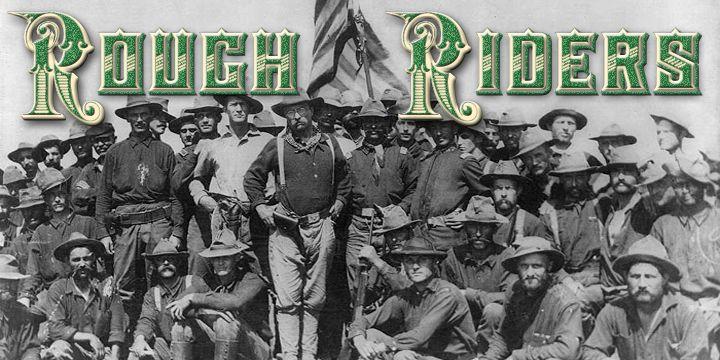 Rough Riders - Webfont & Desktop font « MyFonts
