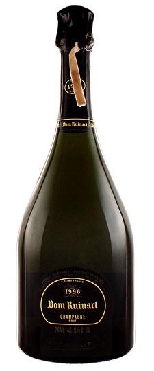 Dom Ruinart Blanc de Blancs Champagne Prestige Cuvee 1996