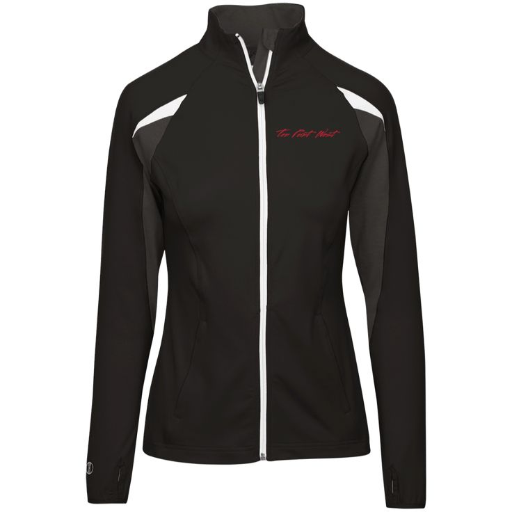 Ladies' Performance Warm-Up Jacket  #10pointwest