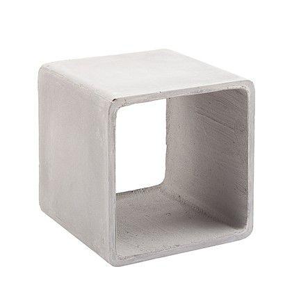 Earth sidebord - kan kun købes i butikkerne  L 33 X B 33 cm