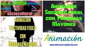 Animador Personas Mayores, vejez, geriatria, ancianos. Animacion servicios educativos: Google+
