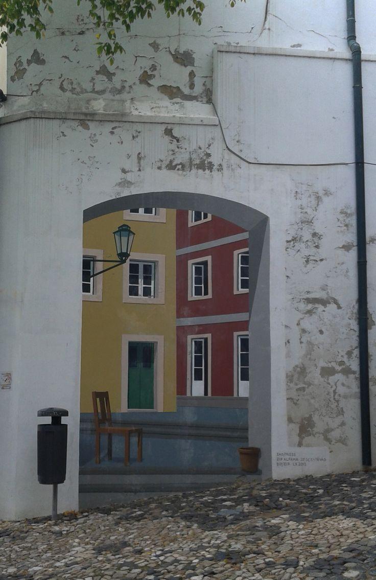 Alfama - Lisbon