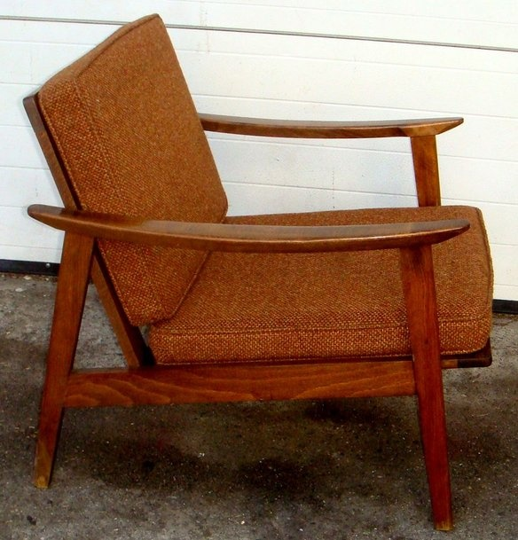 Mid Century Low Lounge Chair!! in Hackensack, NJ, USA ~ Krrb