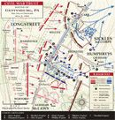 Gettysburg - Pickett's Charge, July 3, 1863 - 2:00 - 2:30PM
