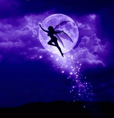 Hadas goticas: Volando hacia ti