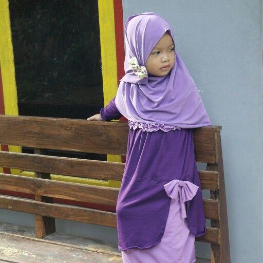 17 Best Images About Fashion Idea Kids Moslem Hijab On