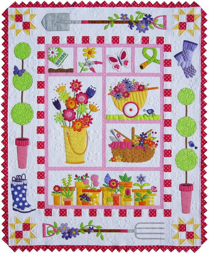 Amy Bradley Designs Gingerbread Houses: 174 Best Easter Quilts Images On Pinterest